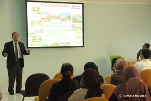 Guest Lecture Prof. Tony Worsley