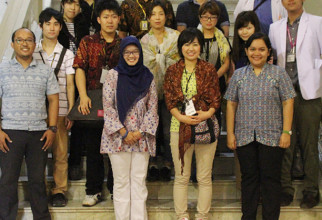 10 Students of Shiga University of Medical Science visited FKUI