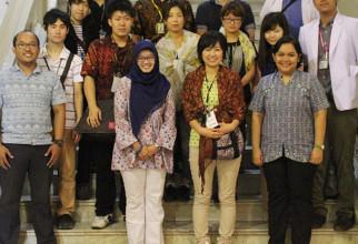 10 Mahasiswa Jepang Kunjungi FKUI-RSCM