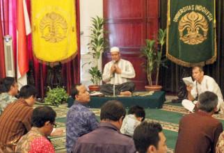 Dzikir Bersama Awali Rangkaian Kegiatan Ramadhan FKUI