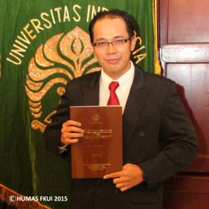 Promosi Doktor Aria Kekalih(1)