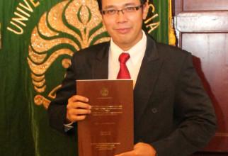 Promosi Doktor Aria Kekalih
