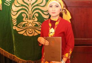 Promosi Doktor Lili Indrawati