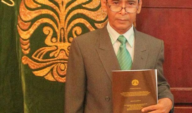 Promosi Doktor Nurhuda