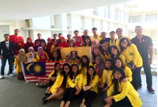 Kunjungan Mahasiswa Fakultas Kedokteran Universiti Teknologi MARA