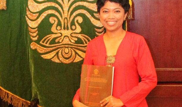 Promosi Doktor Luh Ade Ari Wiradnyani