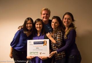 Mahasiswa FKUI Raih Penghargaan di Belanda