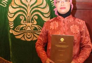 Promosi Doktor T. Susmiarsih