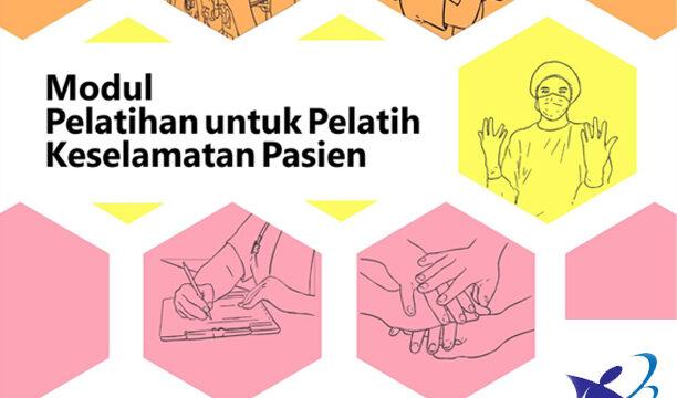 E-book Modul Pelatihan untuk Pelatih Keselamatan Pasien
