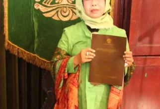 Promosi Doktor Komariatun