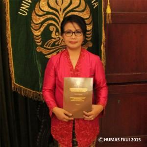 Promosi Doktor Maria Eka Wati