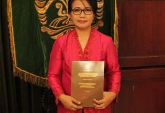 Promosi Doktor Maria Ekawati