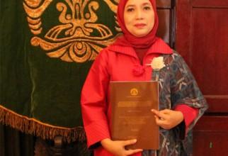 Promosi Doktor Ria Kodariah