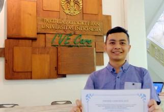 Tim UI `Raih Honourable Mention Paper` di Korea