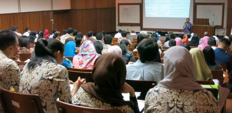eJKI FKUI Gelar Pelatihan Penulisan Artikel Ilmiah
