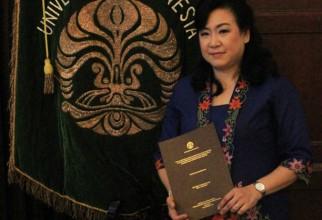 Promosi Doktor Stephanie Settrin Chenderawasi