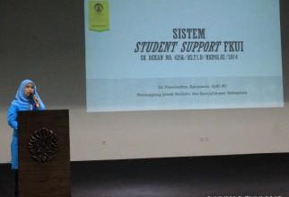 Sosialisasi Student Support dan Pelatihan Konselor Sebaya