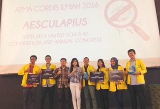 Mahasiswa FKUI Raih Lima Penghargaan Tingkat Nasional