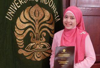 Promosi Doktor Tofan Widya Utami