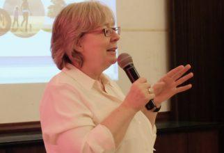 Kuliah Tamu Edith JM Feskens di FKUI
