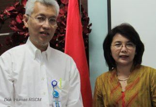 Pelantikan dan Serah Terima Jabatan Kepala Departemen THT-KL FKUI-RSCM