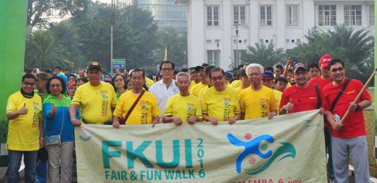 FKUI Fair & Funwalk 2016