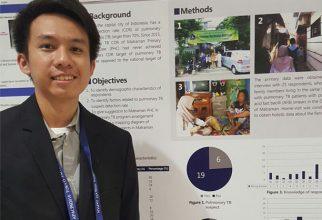 Teliti Tuberkulosis, Mahasiswa FKUI Raih Penghargaan di Konferensi Internasional
