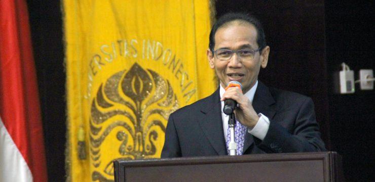 Guru Besar FKUI Dikukuhkan sebagai Anggota Komisi Ilmu Kedokteran AIPI