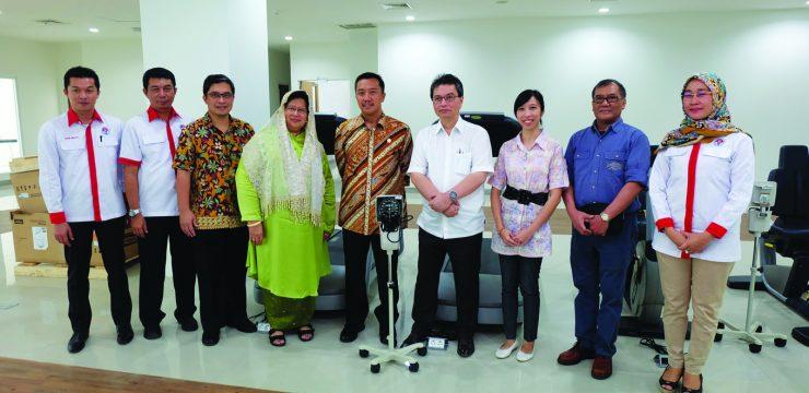 Tinjau Pusat Penelitian Olahraga, Menpora Kunjungi FKUI
