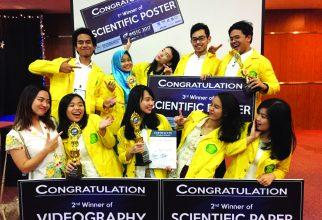 Mahasiswa FKUI Raih Penghargaan di Pagelaran IMSTC 2017