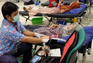 FKUI Selenggarakan Kegiatan Donor Darah