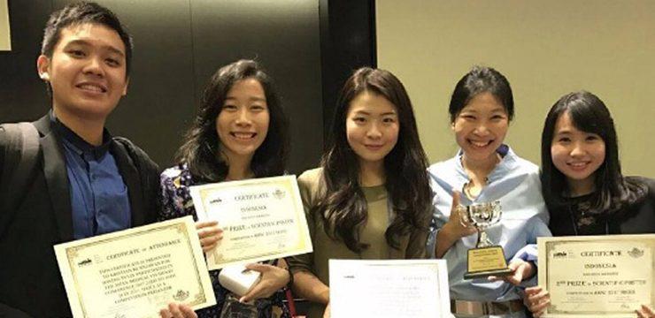 Mahasiswa FKUI Toreh Prestasi di Korea