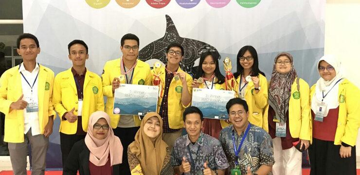 Tim FKUI Toreh Prestasi di Ajang RMO 2017 Wilayah 2