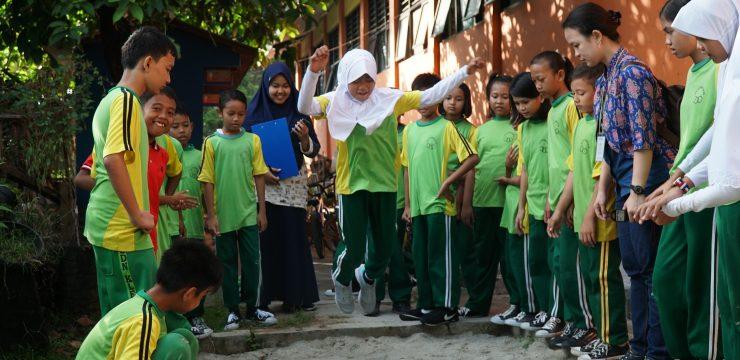 Pengabdian kepada Masyarakat FKUI: Pentingnya Kebugaran Fisik bagi Kesehatan Anak