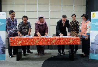 FKUI dan B. BRAUN Indonesia Bangun Pusat Pelatihan Anatomi Kedokteran