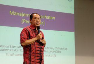 Kuliah Umum Guru Besar: Prof. dr. Hasbullah Thabrany,  MPH, Dr.PH