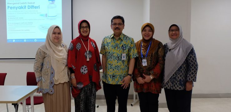 Seminar Awam FKUI: Mengenal Lebih Dekat Penyakit Difteri