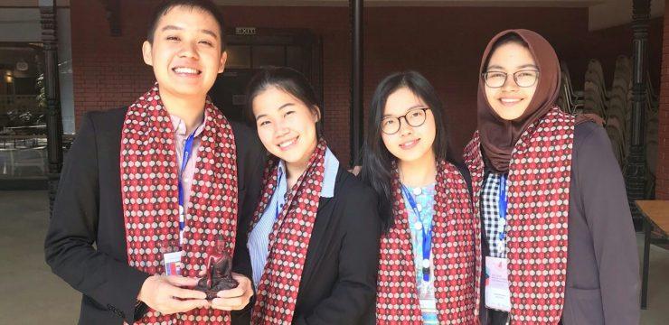 Teliti Faktor Risiko Preeklampsia,  Mahasiswa FKUI Toreh Prestasi di Nepal