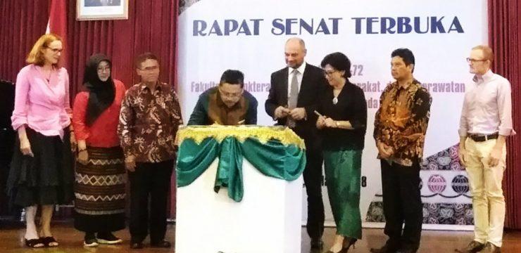 Peresmian Cochrane Indonesia