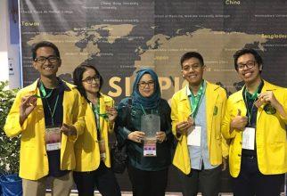 Mahasiswa FKUI Turut Harumkan Nama Indonesia di Kompetisi Ilmiah Internasional