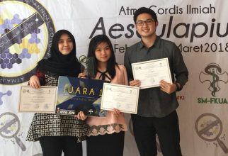 Mahasiswa FKUI Raih Juara di Atma Cordis Ilmiah 2018