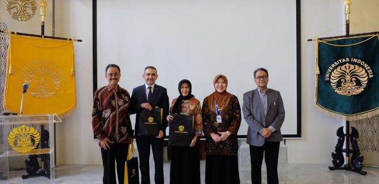 FKUI Gelar Kuliah Tamu Strategi Pembelajaran `Bioethics & Medical Law` di Fakultas Kedokteran