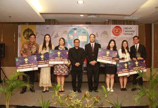 Angga Wiratama Lokeswara Raih Penghargaan pada Ajang The 18th AUN and 7th ASEAN+3 Educational Forum and Young Speakers' Contest