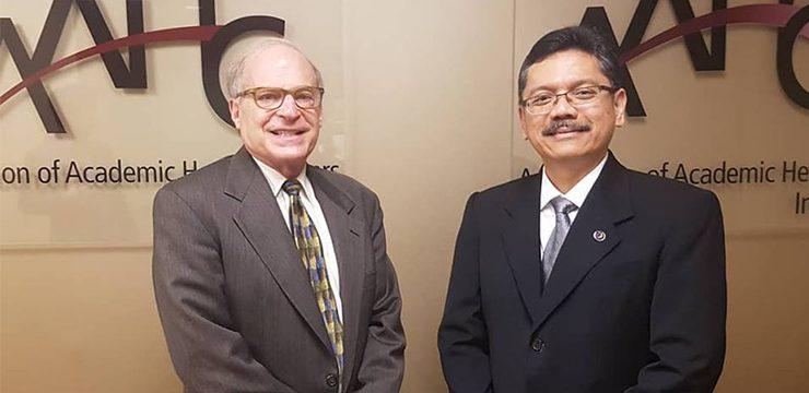 FKUI Resmi Emban Tugas sebagai AAHCI Southeast Asia Regional Office