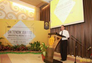 FKUI Raih Juara Umum Diktendik Award UI 2018