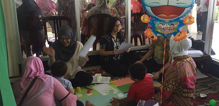 Pengabdian kepada Masyarakat, FKUI Lakukan Skrining Kesehatan Anak