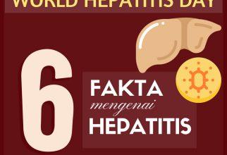 6 Fakta Mengenai Hepatitis
