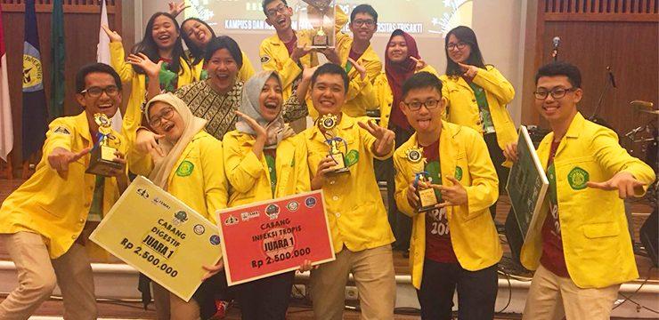 FKUI Juara Umum RMO 2018