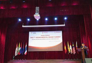 Dekan FKUI Emban Tugas sebagai Chairman of ASEAN Medical School Network