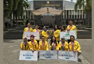 FKUI Juara Umum Indonesian International Medical Olympiad 2018